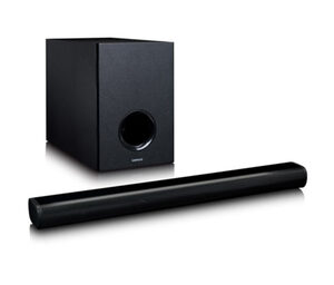 Lenco-Soundbar mit Subwoofer