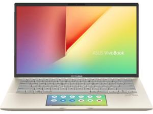 ASUS VivoBook S14 (S432FL-EB050T) Notebook mit Core i7, 8 GB RAM, 512 GB & NVIDIA GeForce MX250 in Moss Green