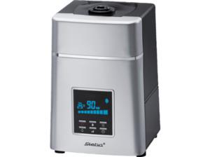 STEBA LB 5 Luftbefeuchter, 140 Watt in Silber/Schwarz