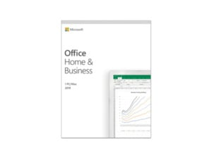 Microsoft Office Home and Business 2019 auf Download Code online