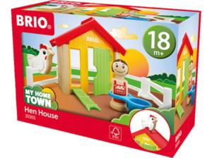 BRIO Hühnerhaus Spielset