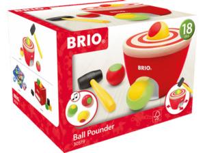 BRIO Kugel-Hammerspiel Lernspielzeug
