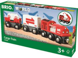 BRIO Güterzug mit Frachtladung Spielset