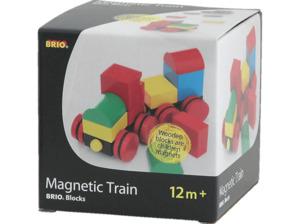 BRIO Magnetischer Holz-Zug Bausatz