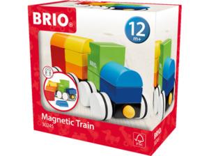 BRIO Neuer Holz-Magnet-Zug Spielset