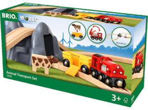 BRIO Bahn Acht Tunnel Set Spielset