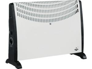 EL FUEGO AY 495 Konvektor in Weiß/Schwarz