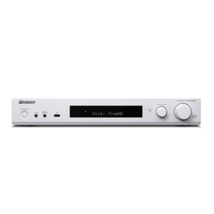 Pioneer VSX-S520D-W (Weiß) - 5.1 AV-Receiver (80 Watt/ Kanal, Bluetooth, Wi-Fi, LAN, Dolby Atmos)