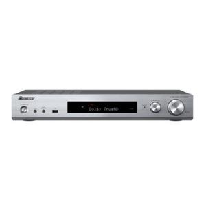 Pioneer VSX-S520D-S (Silber) - 5.1 AV-Receiver (80 Watt/ Kanal, Bluetooth, Wi-Fi, LAN, Dolby Atmos)