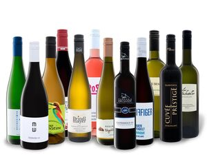 12 x 0,75-l-Flasche Weinpaket Große Vielfalt aus Österreich