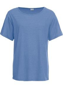 Shirt mit Leinen-Anteil