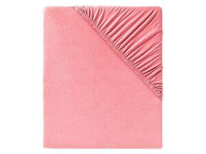 MERADISO® Jersey Spannbettlaken, 180-200 x 200 cm, einlaufsicher, mit Baumwolle