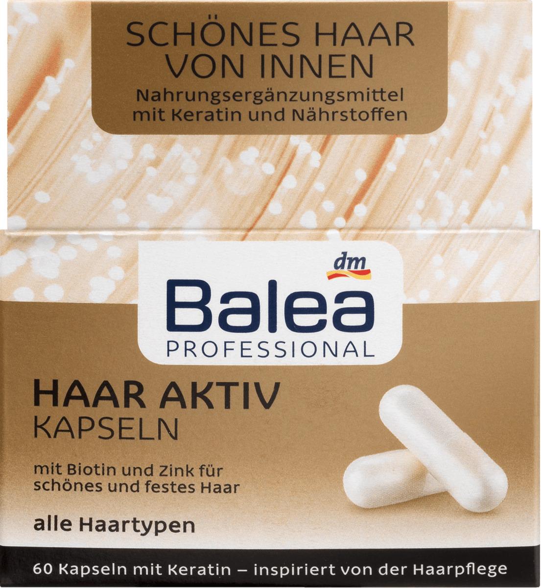 Bild 2 von Balea Professional Haar Aktiv Kapseln