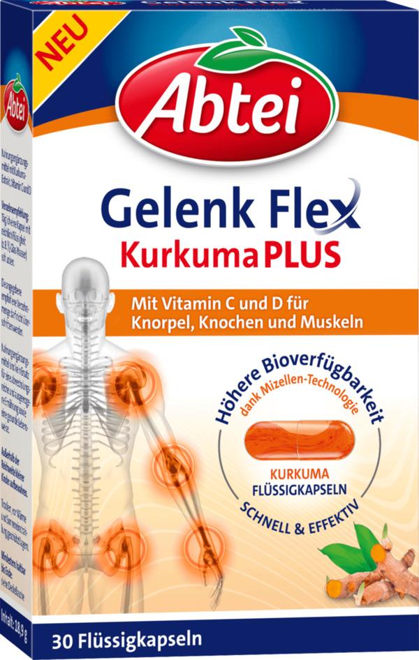 Abtei Gelenk Flex Kurkuma Kapseln 30St.