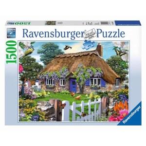 Ravensburger - Puzzle: Cottage Howard Robinson, 1500 Teile