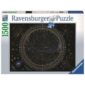 Ravensburger Puzzle: Universum, 1500 Teile
