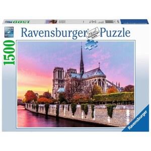 Ravensburger Puzzle: Malerisches Notre Dame, 1500 Teile