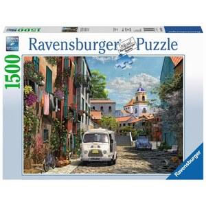 Ravensburger Puzzle: Idyllisches Südfrankreich, 1500 Teile