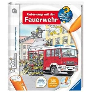 Ravensburger - tiptoi Buch: Wieso? Weshalb? Warum? - Feuerwehr