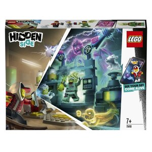 LEGO Hidden Side - 70418 J.B.'s Geisterlabor