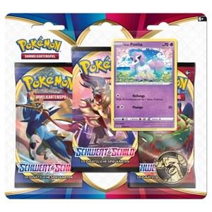 Pokémon Schwert&Schild Serie 1 3er-Pack