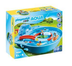Playmobil® 1.2.3 - Aqua - Fröhliche Wasserbahn 70267