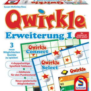 Schmidt Spiele Qwirkle Erweiterung