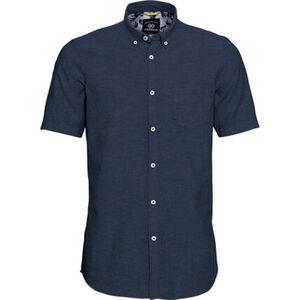 Lerros Hemd, 1/2-Arm, Button-Down, für Herren