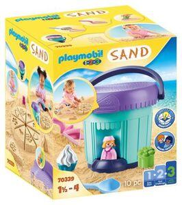 "Playmobil® 1.2.3 - Sand - Kreativset ""Sandbäckerei"" 70339"
