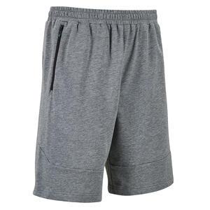 PUMA Shorts Active Herren grau