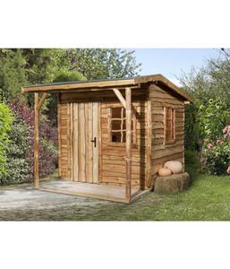 Weka Gartenhaus Nature 3