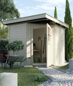 Weka Gartenhaus 229 Gr. 1