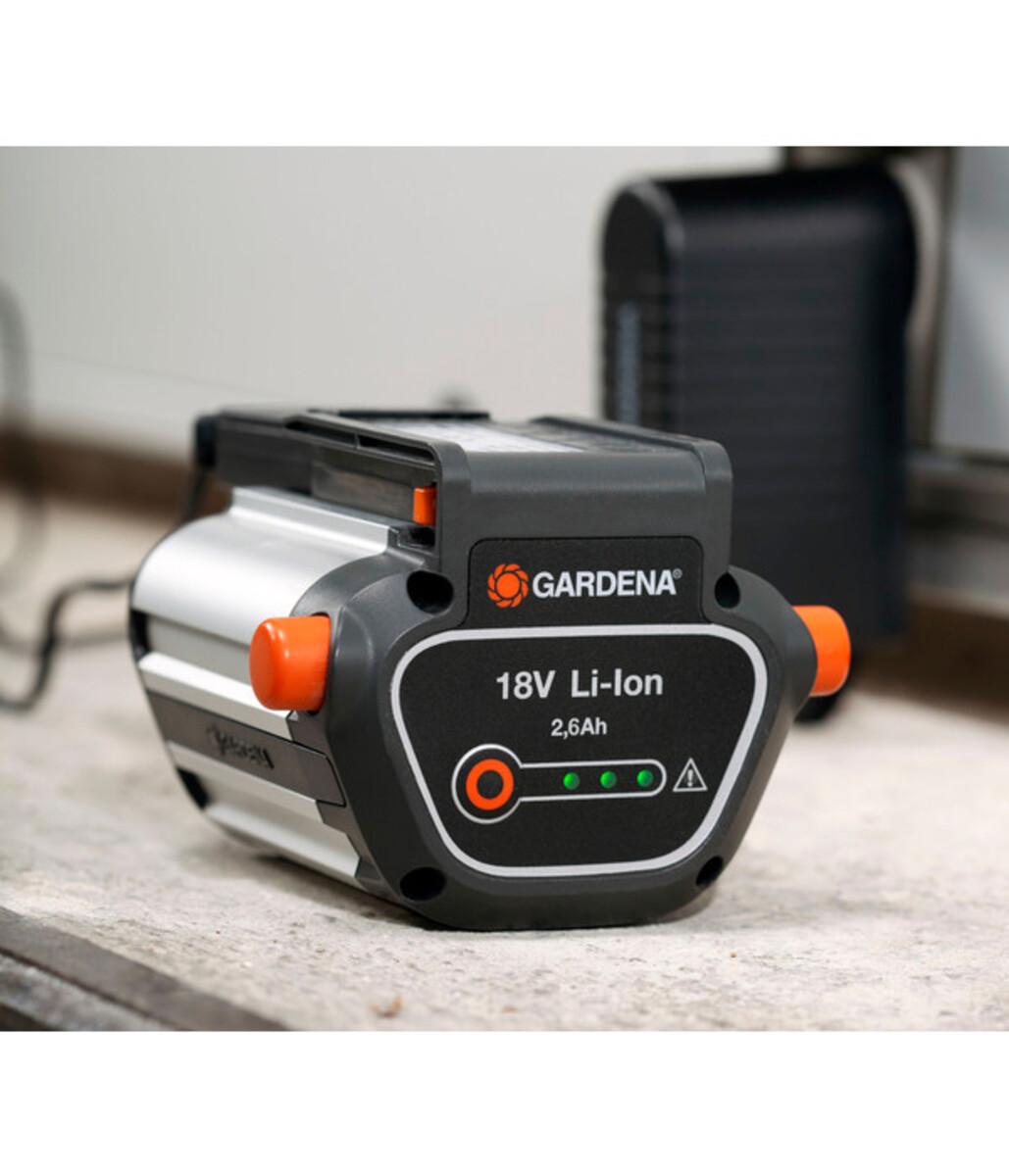 Bild 2 von GARDENA System Akku BLi-18