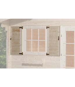 Weka Fensterladen 2-seitig