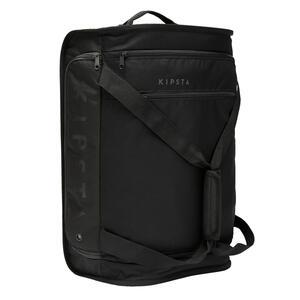 Sporttasche Trolley Essential 30 Liter schwarz