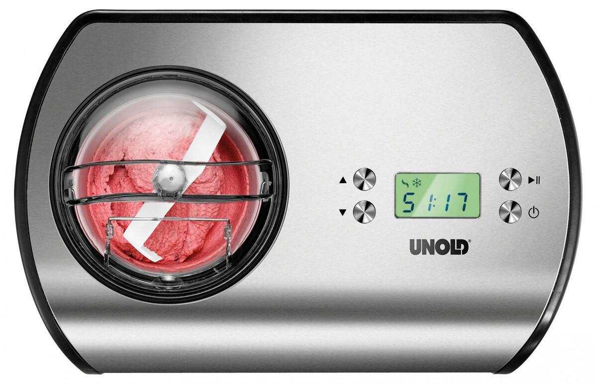 Bild 4 von Unold Eismaschine One 48865