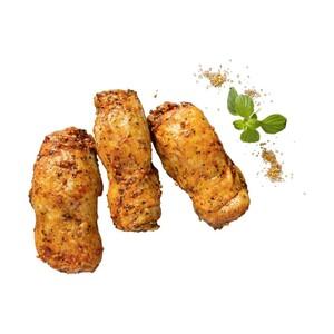 "Frische Hähnchen-Oberkeulensteaks ""Sweet Jalapenos"" mariniert, je 1 kg"