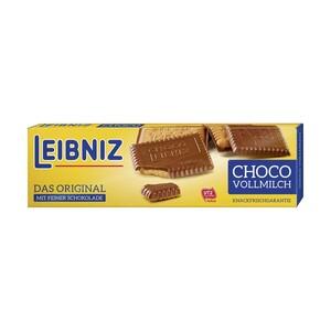 Leibniz Choco versch. Sorten, jede 125-g-Packung