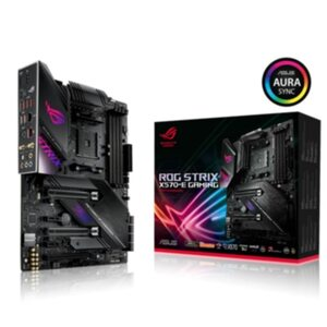 ASUS ROG Strix X570-E Gaming ATX Mainboard Sockel AM4 USB3.2 /M.2/Wi-Fi