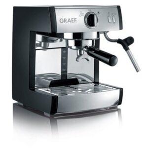 Graef ES702EU pivalla Siebträger-Espressomaschine schwarz