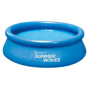 Pool-Set Summer Waves