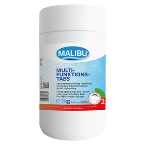 Malibu Multifunktionstabs 200 g