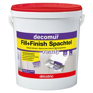 Decotric decomur Spachtel Fill+Finish ready