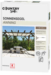 COUNTRYSIDE®  							Sonnensegel
