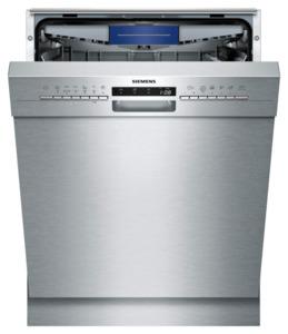 Siemens Geschirrspüler Unterbaugerät Edelstahl SN436S01KE EEK: A++