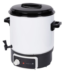 Tarrington House Einkocher PB27, 20 l, 1800 W