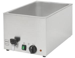 METRO Professional Bain Marie GBM1200, Edelstahl