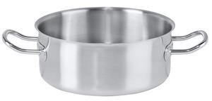 METRO Professional Edelstahlbratentopf Ø 20 cm