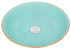 Böckling Suppenteller Hellblau – 4,2 cm x Ø 23 cm