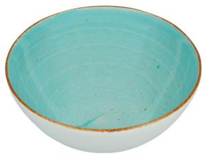 Böckling Vintage Müslischale Hellblau – 7,3 cm x Ø 17 cm